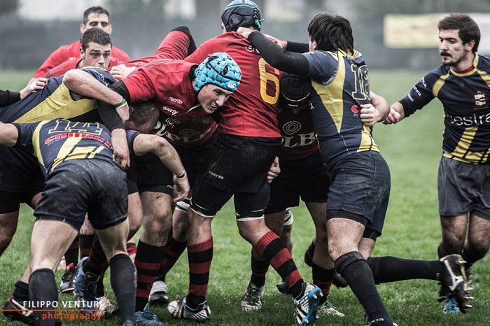 Romagna Rugby VS Arezzo Vasari, photo 13