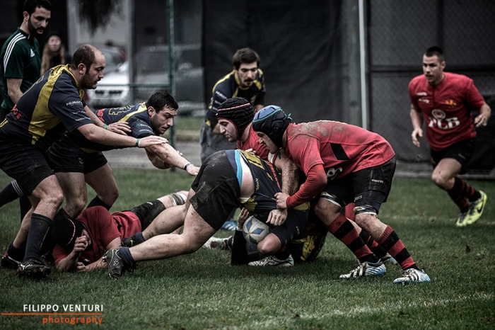 Romagna Rugby VS Arezzo Vasari, photo 22
