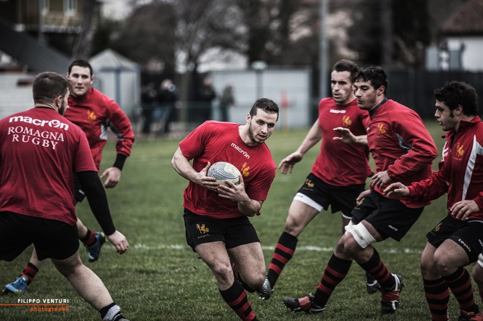 Romagna RFC – Pesaro Rugby, photo #3