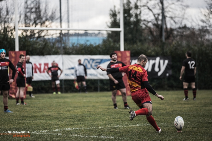 Romagna RFC – Pesaro Rugby, photo #7