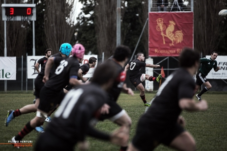 Romagna RFC – Pesaro Rugby, photo #9