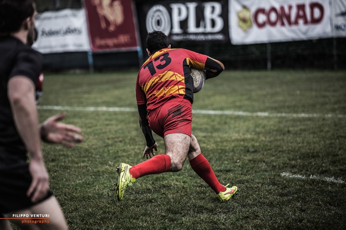 Romagna RFC – Pesaro Rugby, photo #15