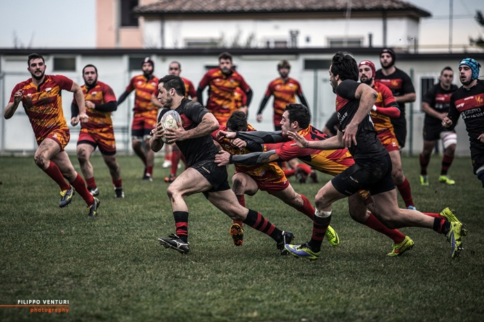 Romagna RFC – Pesaro Rugby, photo #18