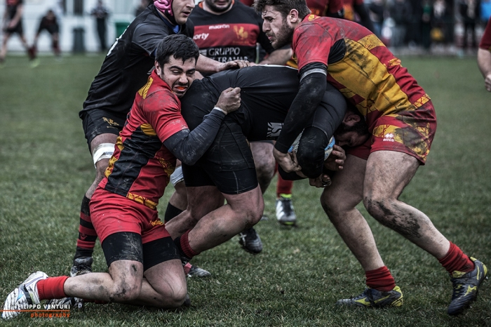 Romagna RFC – Pesaro Rugby, photo #39