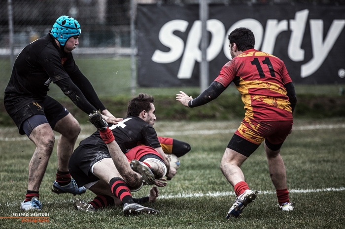 Romagna RFC – Pesaro Rugby, photo #42