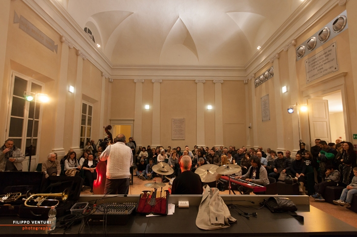 Open Day di Laboratorio Rif, alla Biblioteca Malatestiana, foto #11