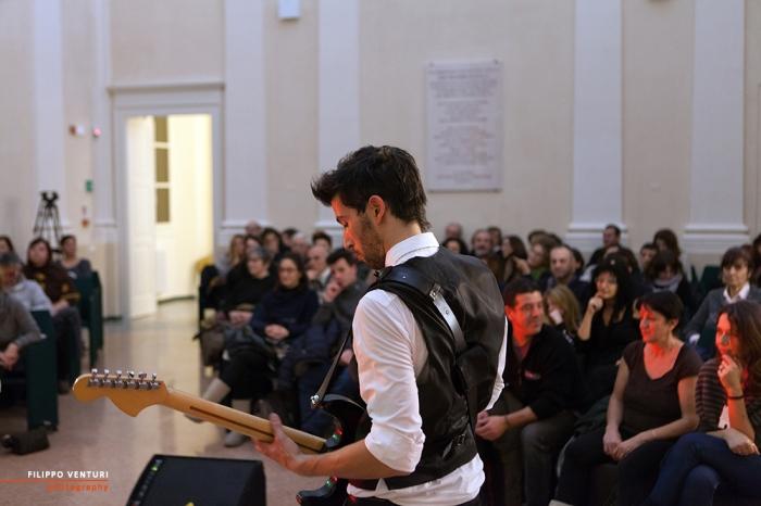 Open Day di Laboratorio Rif, alla Biblioteca Malatestiana, foto #31