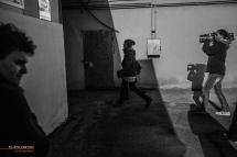 La RAI alla Camera della Rabbia, backstage, #2
