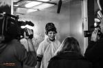 La RAI alla Camera della Rabbia, backstage,#11
