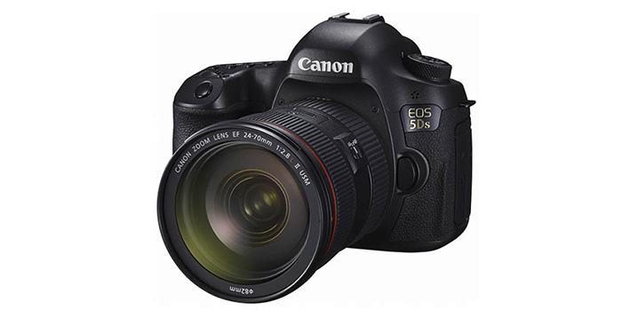 Canon EOS 5DS, reflex full frame da 50 Megapixel