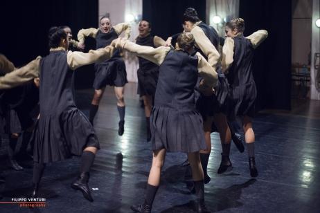 Junior Balletto di Toscana, Giselle, foto 92