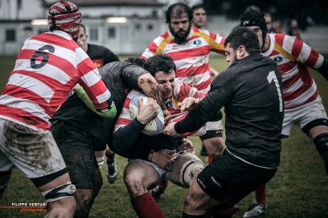 Romagna Rugby - Civitavecchia Rugby, photo #9