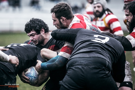 Romagna Rugby - Civitavecchia Rugby, photo #12