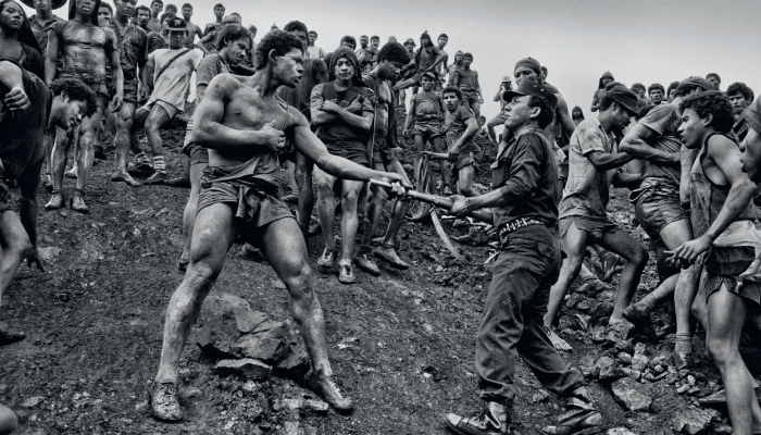 Sebastiao Salgado, photo 3