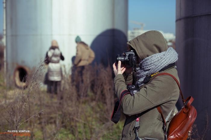 Spazi Indecisi Video-Progetto, riprese a cura dell'Associazione Sovraesposti, #4