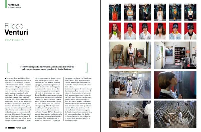"""Il mio progetto """"L'Ira Funesta"""" su Fotoit"""