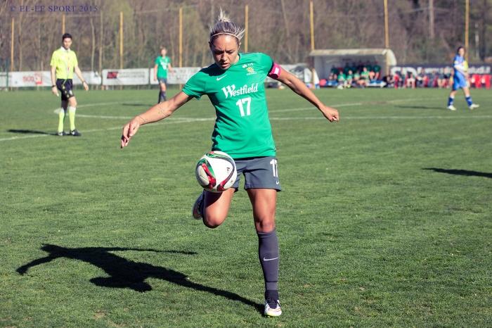 Brescia Women v Australia Women's National Team, photo 8