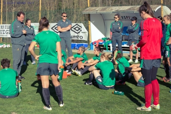 Brescia Women v Australia Women's National Team, photo 11