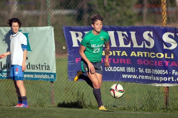 Brescia Women v Australia Women's National Team, photo 12