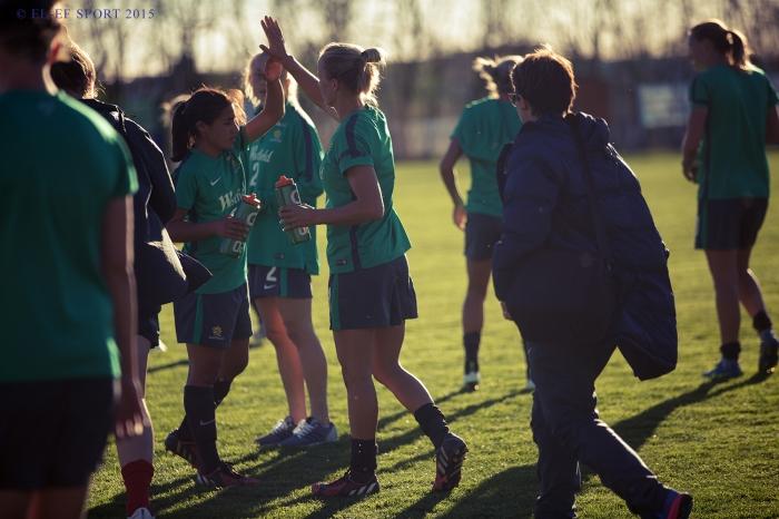 Brescia Women v Australia Women's National Team, photo 17