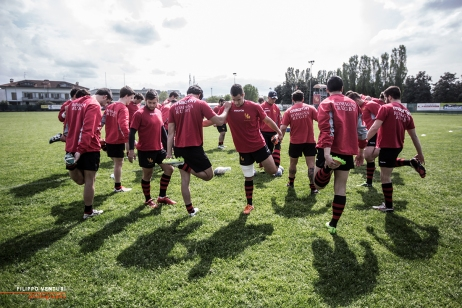 Romagna Rugby - Noceto Rugby, foto 1