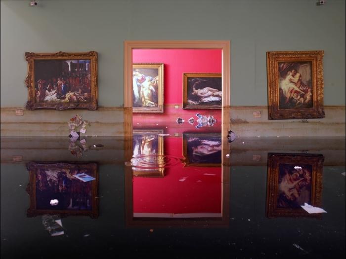 David LaChapelle. Dopo il Diluvio - Palazzo delle Esposizioni, Roma