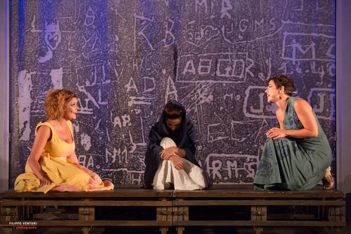 Lisistrata, con Vanessa Gravina, foto 1