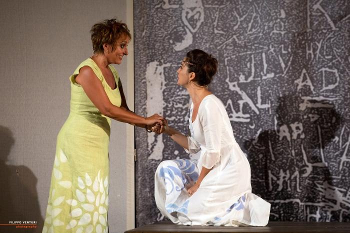 Lisistrata, con Vanessa Gravina, foto 4