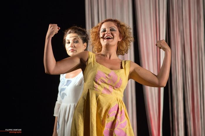 Lisistrata, con Vanessa Gravina, foto 6