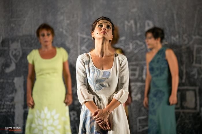 Lisistrata, con Vanessa Gravina, foto 8