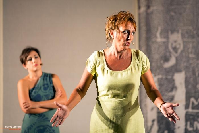 Lisistrata, con Vanessa Gravina, foto 10