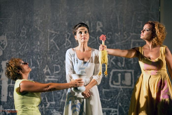 Lisistrata, con Vanessa Gravina, foto 11