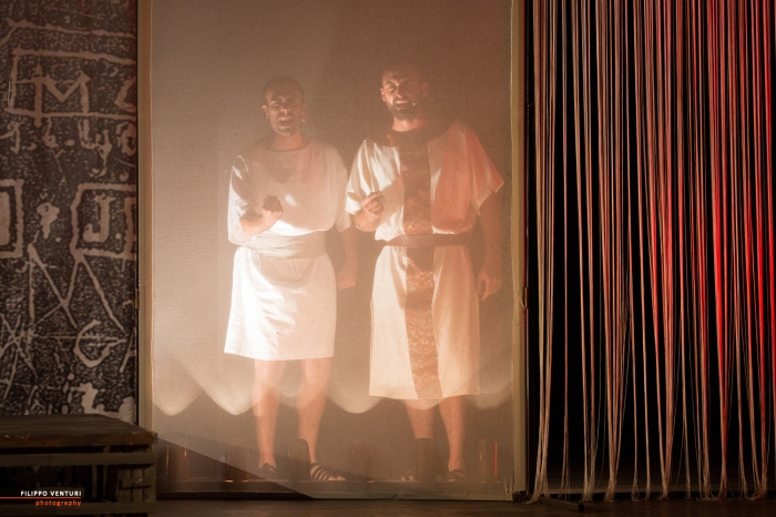 Lisistrata, con Vanessa Gravina, foto 13