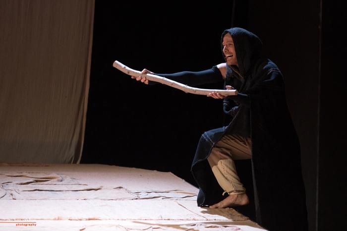 Sebastiano Lo Monaco, Il nome è Nessuno, L'Ulisse, foto 12