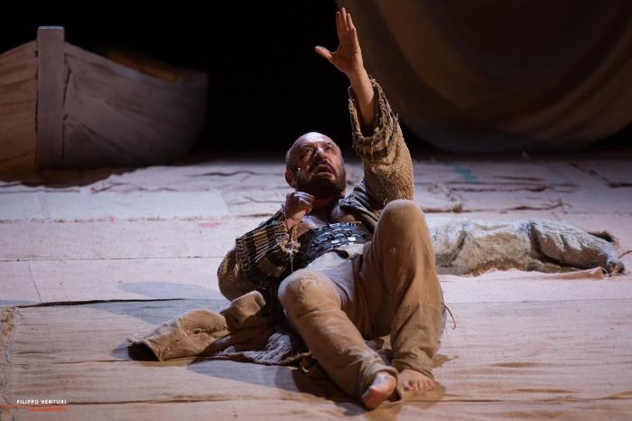 Sebastiano Lo Monaco, Il nome è Nessuno, L'Ulisse, foto 32