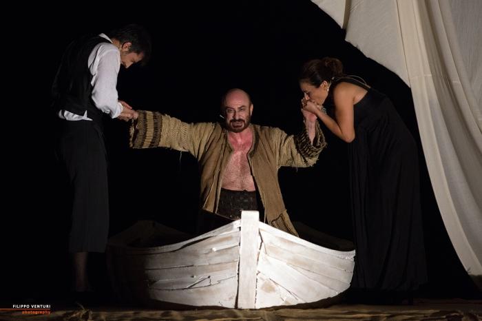 Sebastiano Lo Monaco, Il nome è Nessuno, L'Ulisse, foto 46