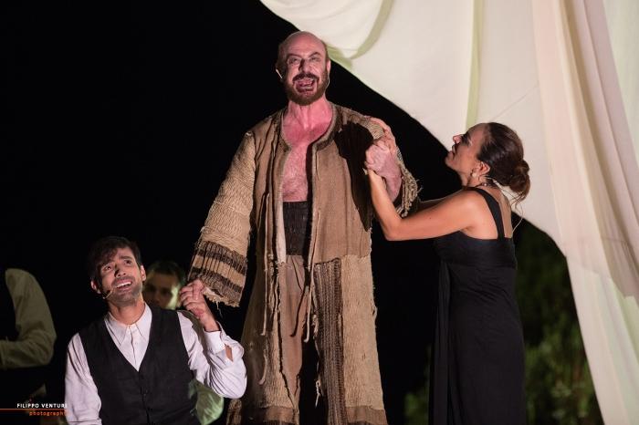 Sebastiano Lo Monaco, Il nome è Nessuno, L'Ulisse, foto 47