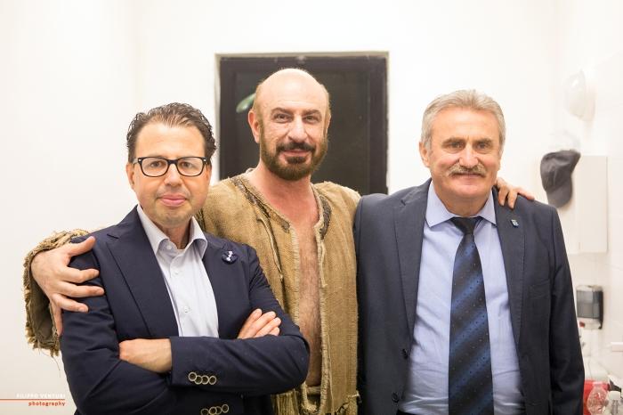 Sebastiano Lo Monaco, Il nome è Nessuno, L'Ulisse, foto 53