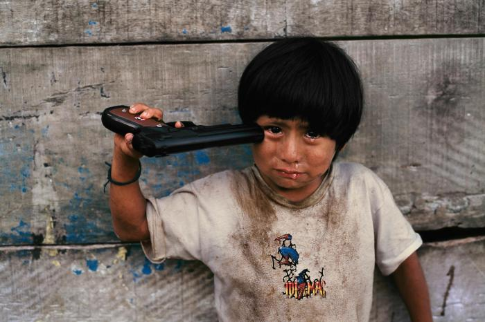 Yanesha, Perù, @Steve McCurry