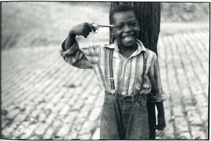 USA, Pennsylvania, Pittsburgh, 1950, ©Elliott Erwitt
