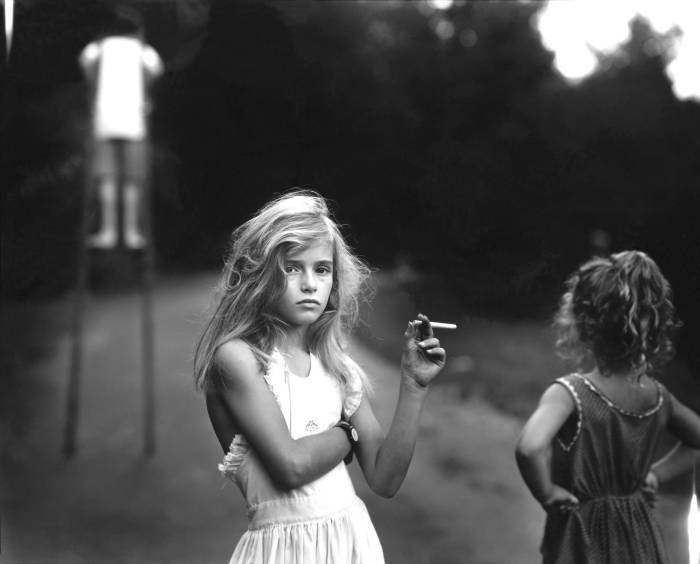 Candy Cigarette, @Sally Mann