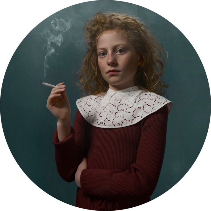 Smoking Kids, @Frieke Janssens