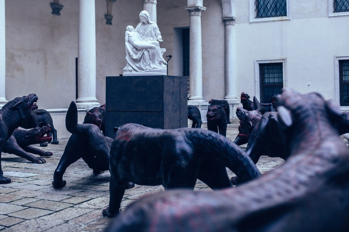 La Biennale di Venezia, Liu Ruo Wang, Friendship Project