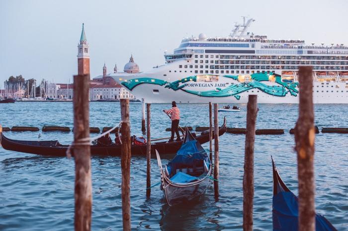 Venezia, grandi navi