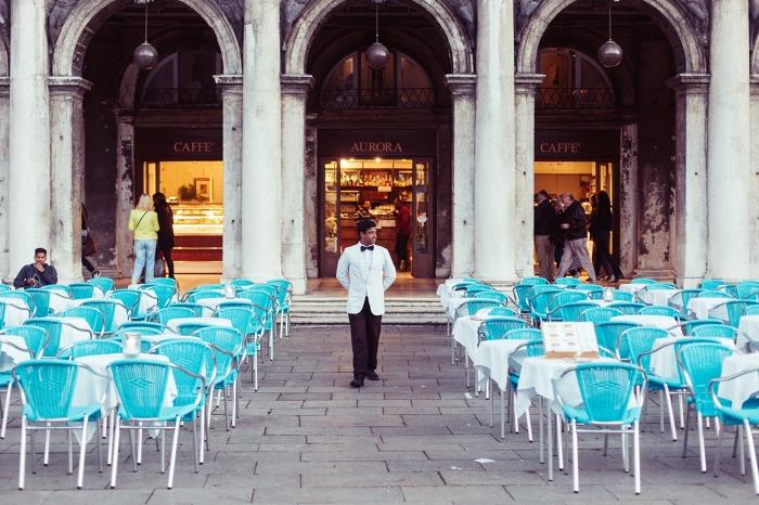 Venezia, Caffe Aurora
