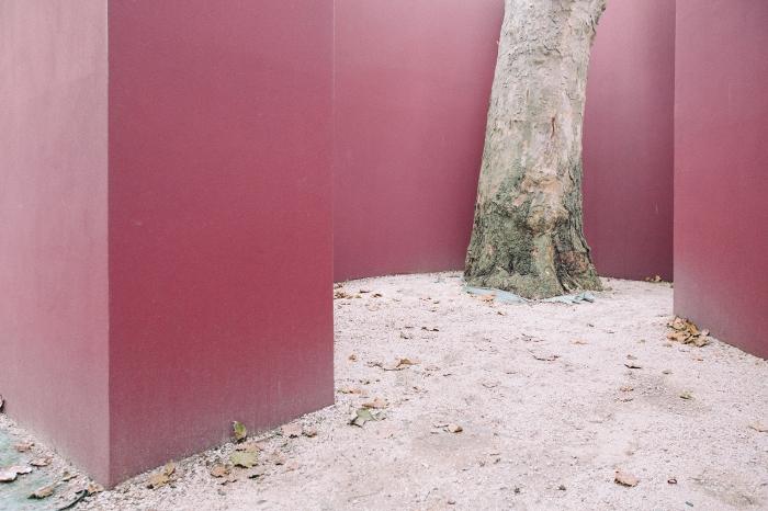 Venezia, Giardino delle Vergini, Alvaro Siza e Eduardo Souto de Moura