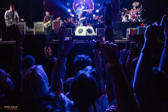 Concerto Foo Fighters a Cesena, foto 2