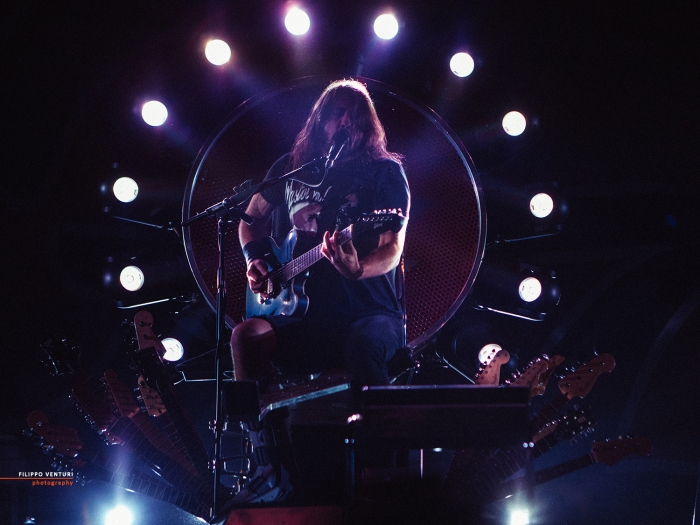 Concerto Foo Fighters a Cesena, foto 3
