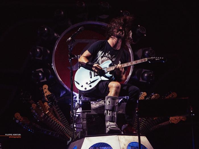 Concerto Foo Fighters a Cesena, foto 4