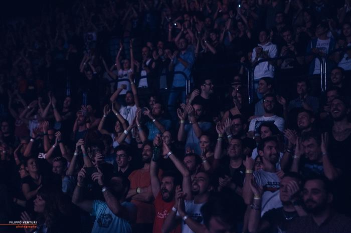 Concerto Foo Fighters a Cesena, foto 5